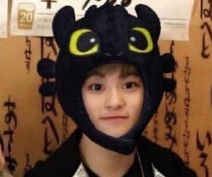 mark, nct, and mark lee image