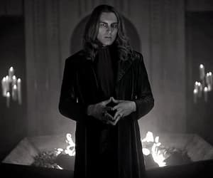 black and white, ahs, and michael langdon image