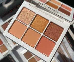 beauty, cosmetics, and eyeshadow image