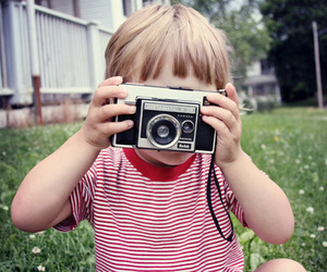 child, sweet, and fotograph image