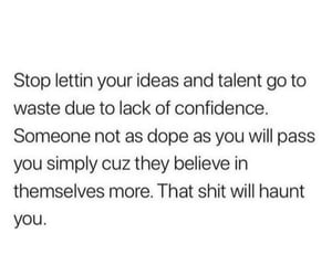 confidence, motivation, and quotes image