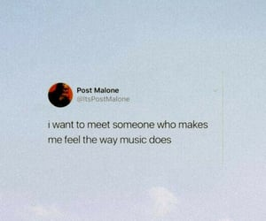 music, love, and feelings image