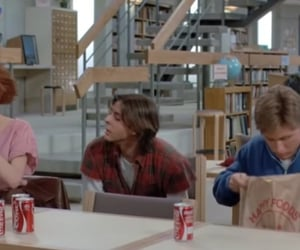80s, 80s movies, and Breakfast Club image
