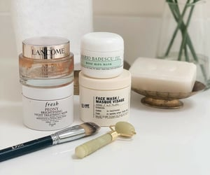 beauty, cosmetics, and face mask image