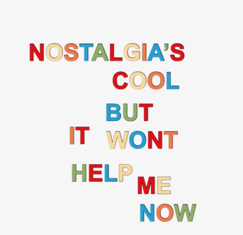 nostalgia and quotes image