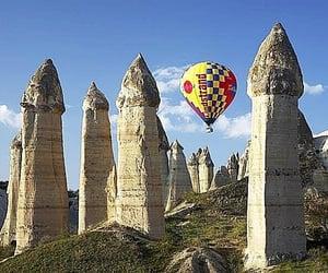 cappadocia, turkey, and goreme image