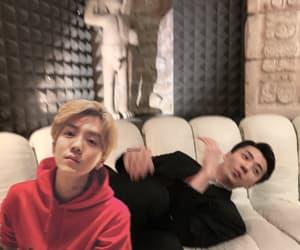 exo, sehun, and exol image