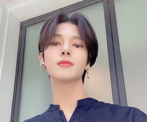 jung, ateez, and kpop image