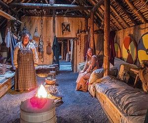 canada, newfoundland, and viking image