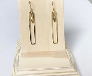 etsy, gold plated, and trendy style image