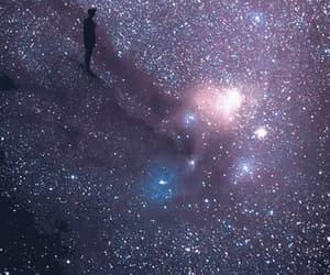 espacio, gif, and estrellas image