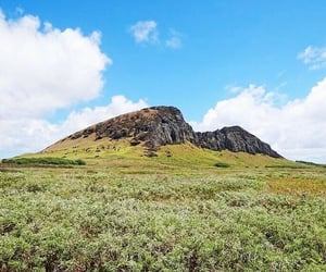 chile, easter island, and world heritage site image