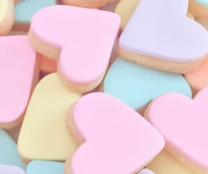pastel, design, and pink image