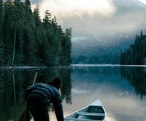 explore, kayak, and nature image