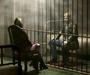 maria, james sunderland, and silent hill image