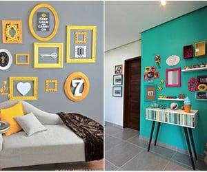 deco, paredes, and decor image