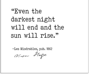 hope, daily quotes, and darkest days image