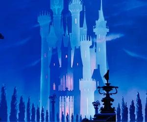 cinderella, disney, and castle image