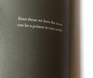 quotes, love, and poison image