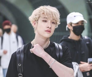 bang, boy, and stray kids image