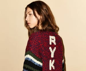 campaign, editorial, and Sonia Rykiel image
