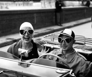 20th century, vintage, and vintage couple image