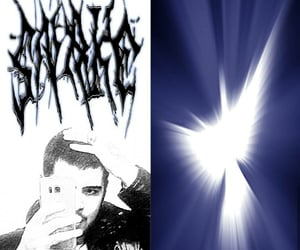 goth and cybercore image