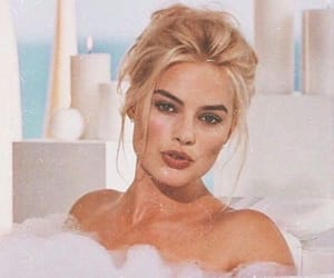 margot robbie, aesthetic, and beauty image
