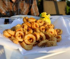 food and calamari image