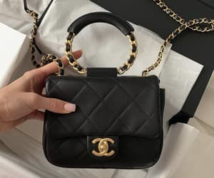 bag, chanel, and class image