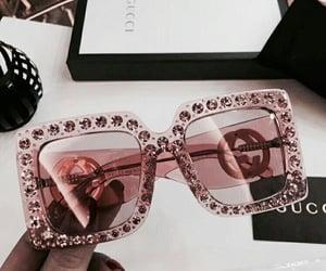 gucci, fashion, and sunglasses image