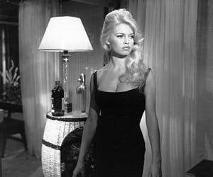 brigitte bardot, black and white, and vintage image