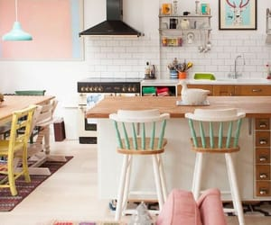 decor and pastel image