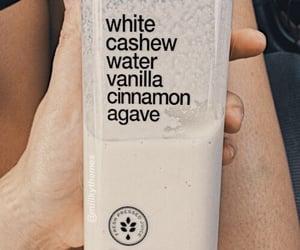 aesthetic, b&w, and milk image