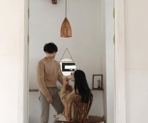 couple, aesthetic, and korean image