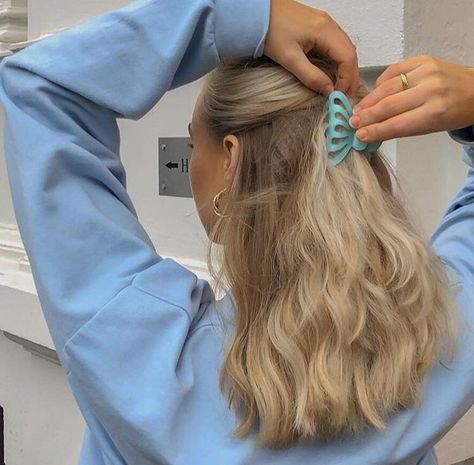hair, aesthetic, and style image