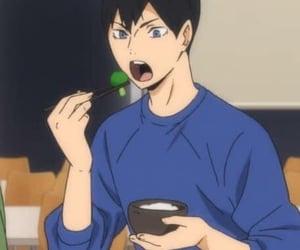 anime boy, anime boy cute, and haikyuu!! image