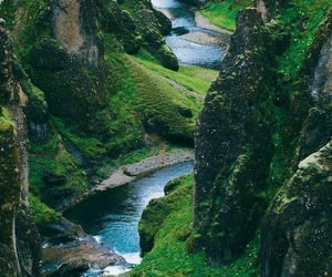 travel, nature, and green image