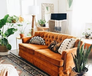 decor, bohemian, and home image