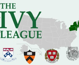 article, ivy league, and study image
