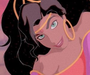 esmeralda, disney, and gypsy image