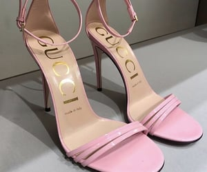 aesthetic, gucci, and heels image