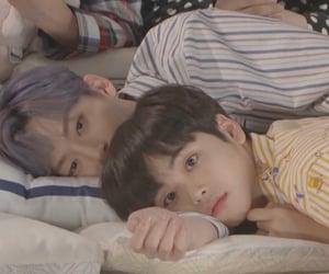 baby, song hyeongjun, and hyeongjun image