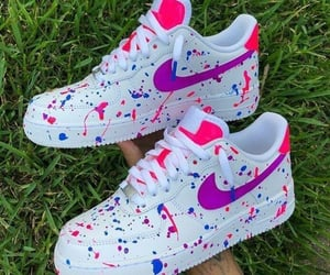 fashion, colorful, and shoes image