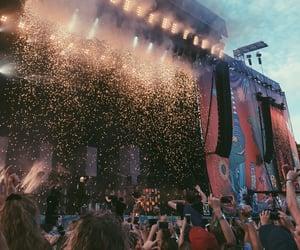 berlin, festival, and glitter image