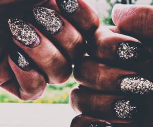 glitter, nails, and lovethese image