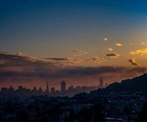 buildings, california, and san francisco image