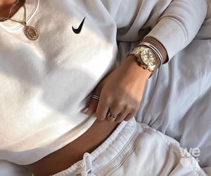 nike, outfit, and fashion image