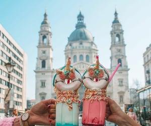 budapest, drinks, and desserts image