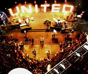 awesome, united, and band image
